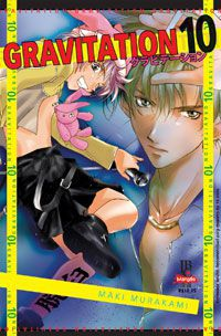 Gravitation - Volume 10 - Usado