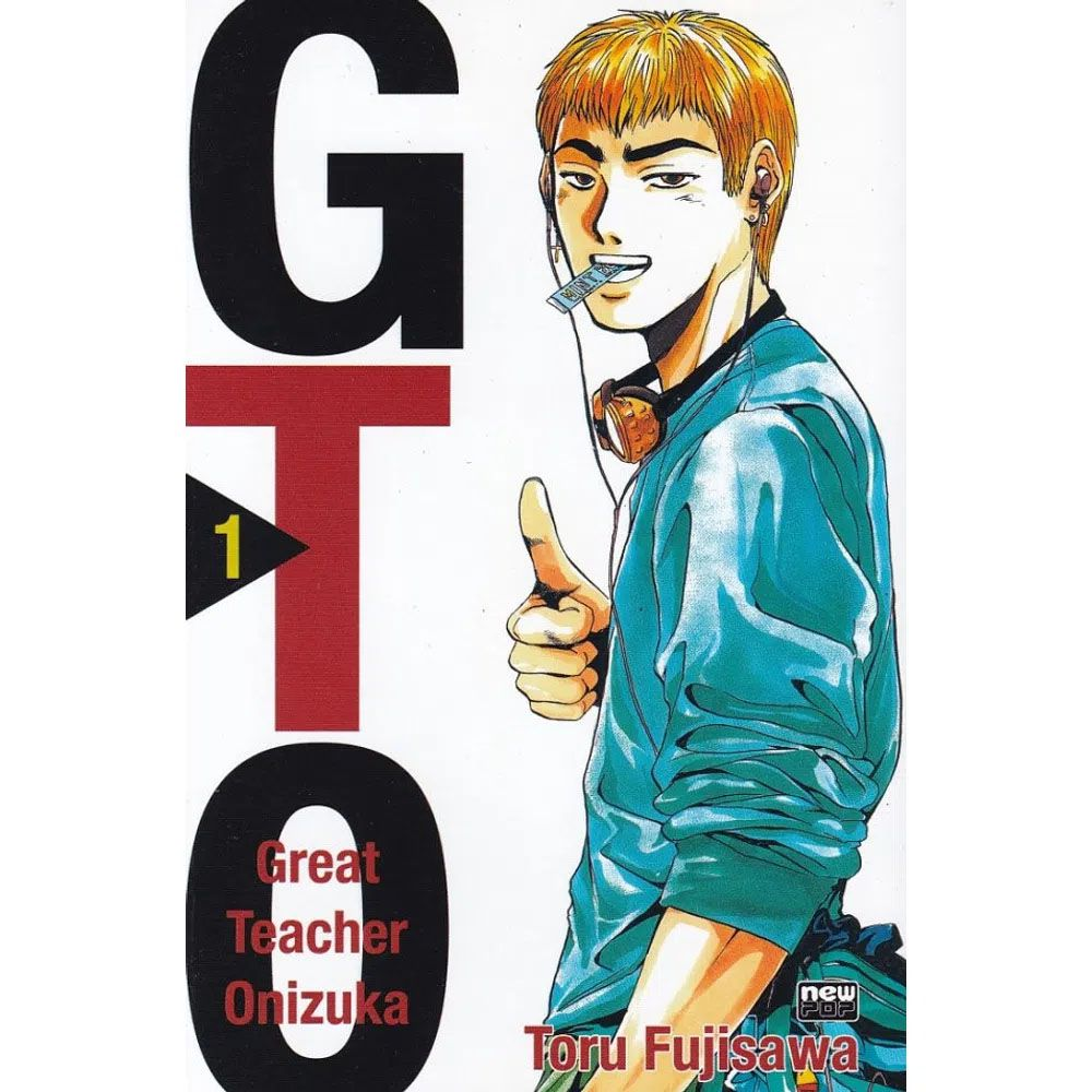 GTO  - Great Teacher Onizuka - Volume 01 - Usado