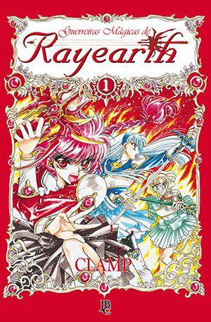 Guerreiras Mágicas de Rayearth - Volume 01