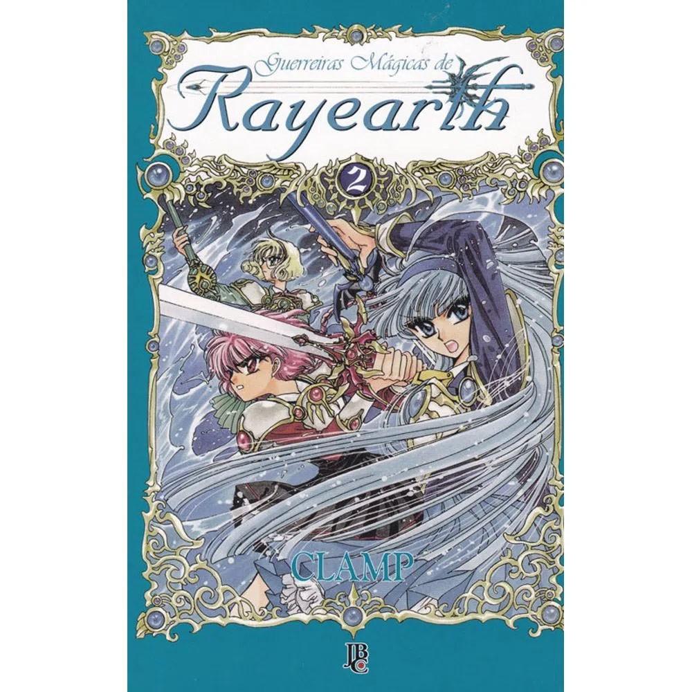 Guerreiras Mágicas de Rayearth - Volume 02 - Usado