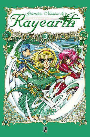 Guerreiras Mágicas de Rayearth - Volume 03