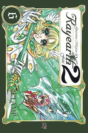 Guerreiras Mágicas de Rayearth - Volume 06