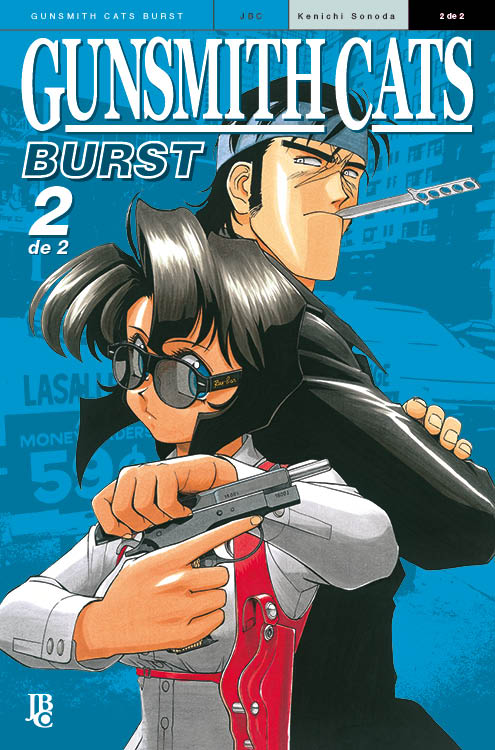 Gunsmith Cats - Burst - Volume 02