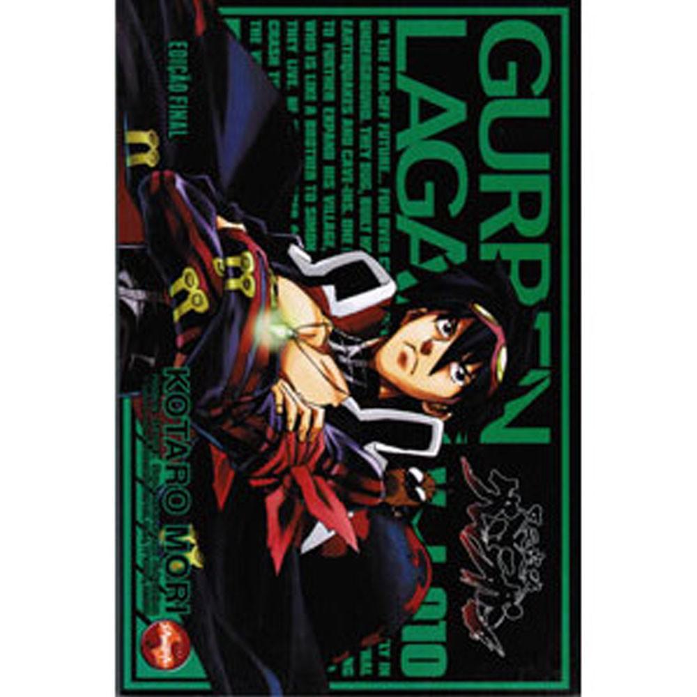 Gurren Lagann - Volume 10 - Usado