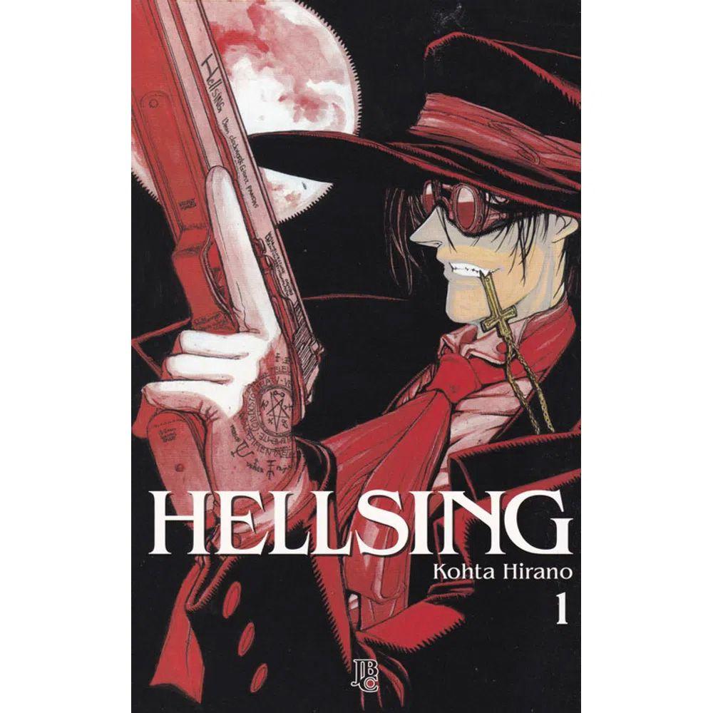 Hellsing - Volume 01 - Usado