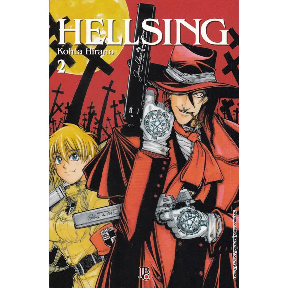 Hellsing - Volume 02 - Usado