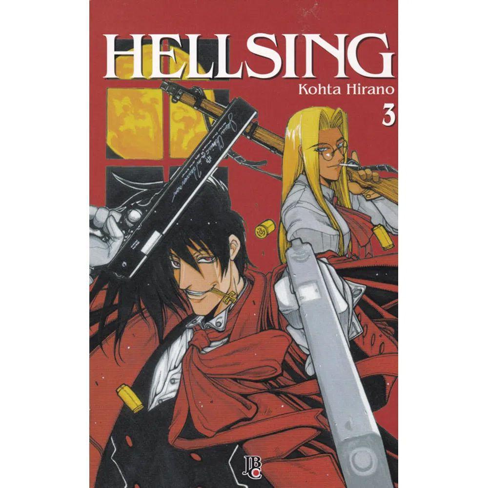 Hellsing - Volume 03 - Usado