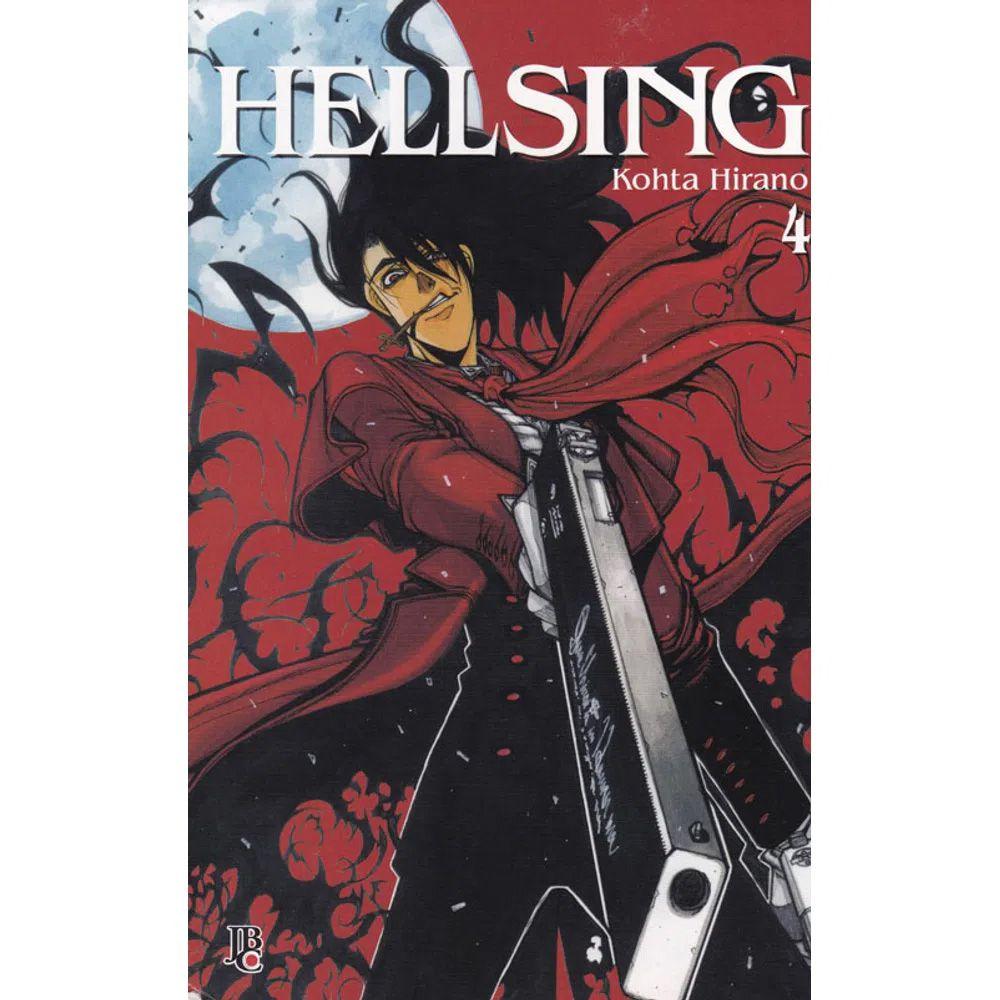 Hellsing - Volume 04