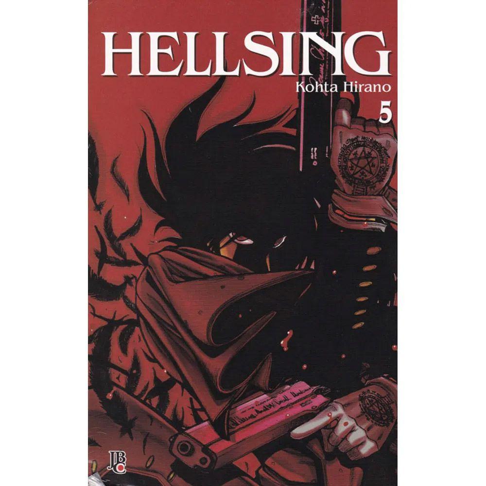 Hellsing - Volume 05 - Usado