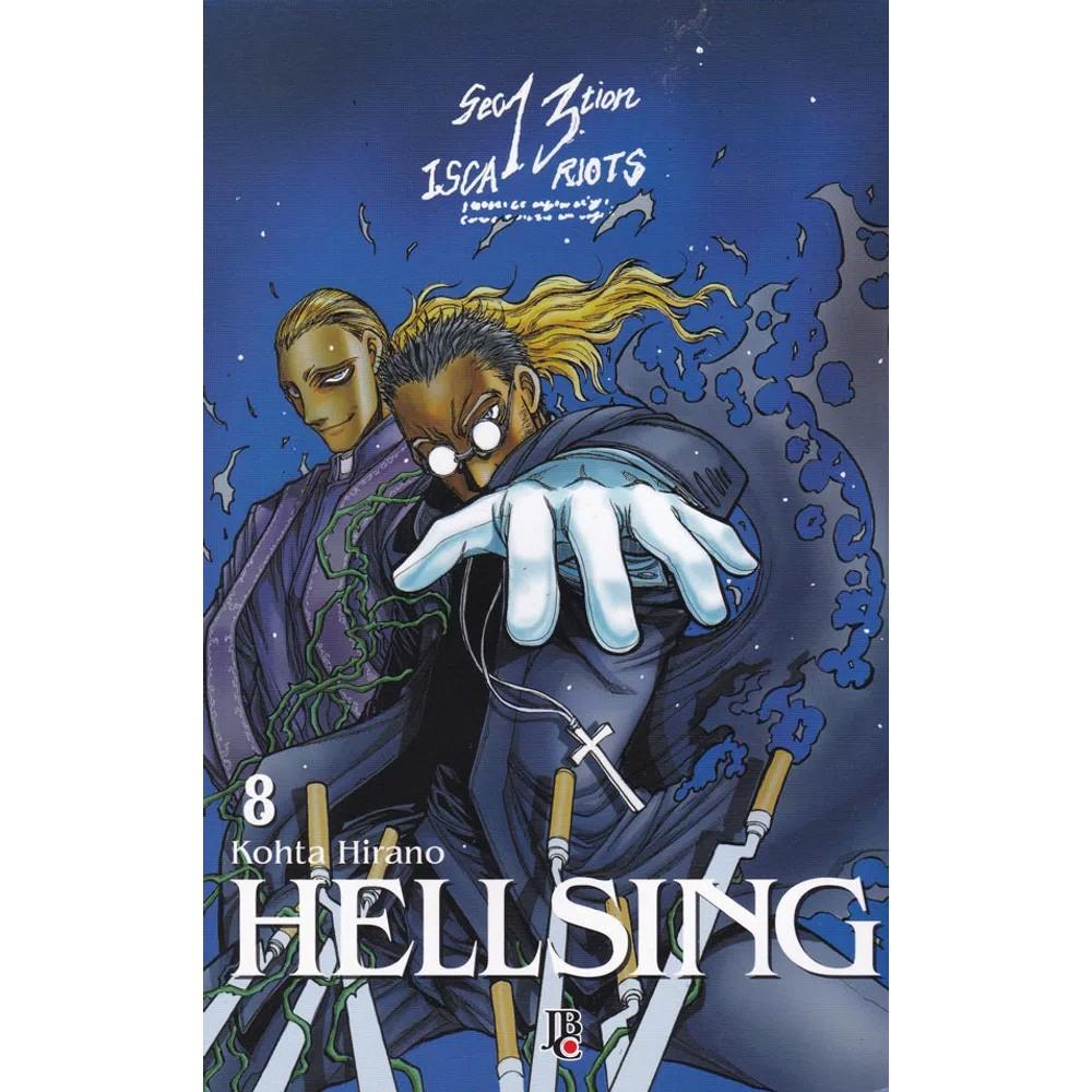 Hellsing - Volume 08 - Usado