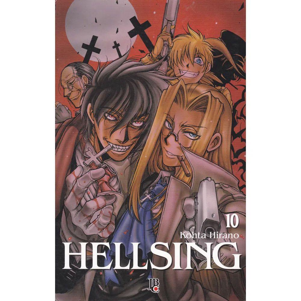 Hellsing - Volume 10
