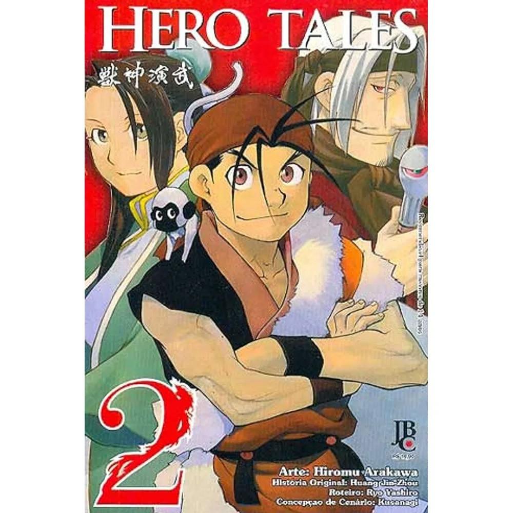 Hero Tales - Volume 02 - Usado