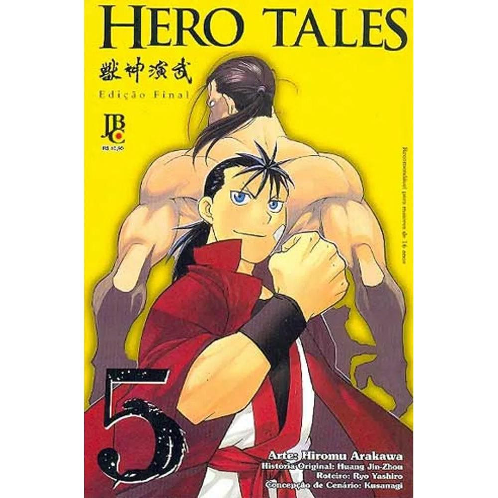 Hero Tales - Volume 05 - Usado