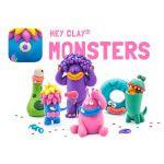 Hey Clay Monstros