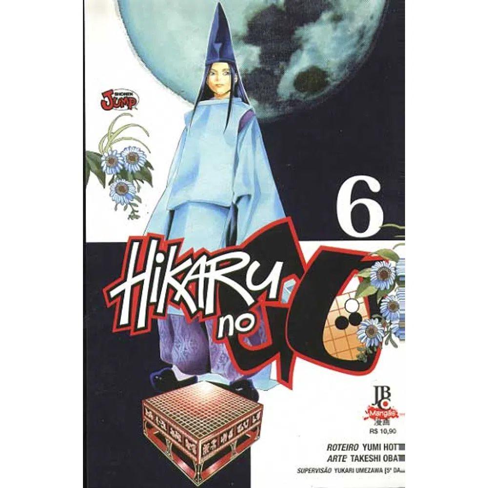 Hikaru no Go Volume 6 - Usado