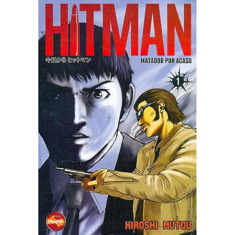 Hitman Matador Por Acaso - Volume 01 - Usado
