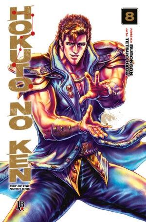 Hokuto no Ken - Volume 08