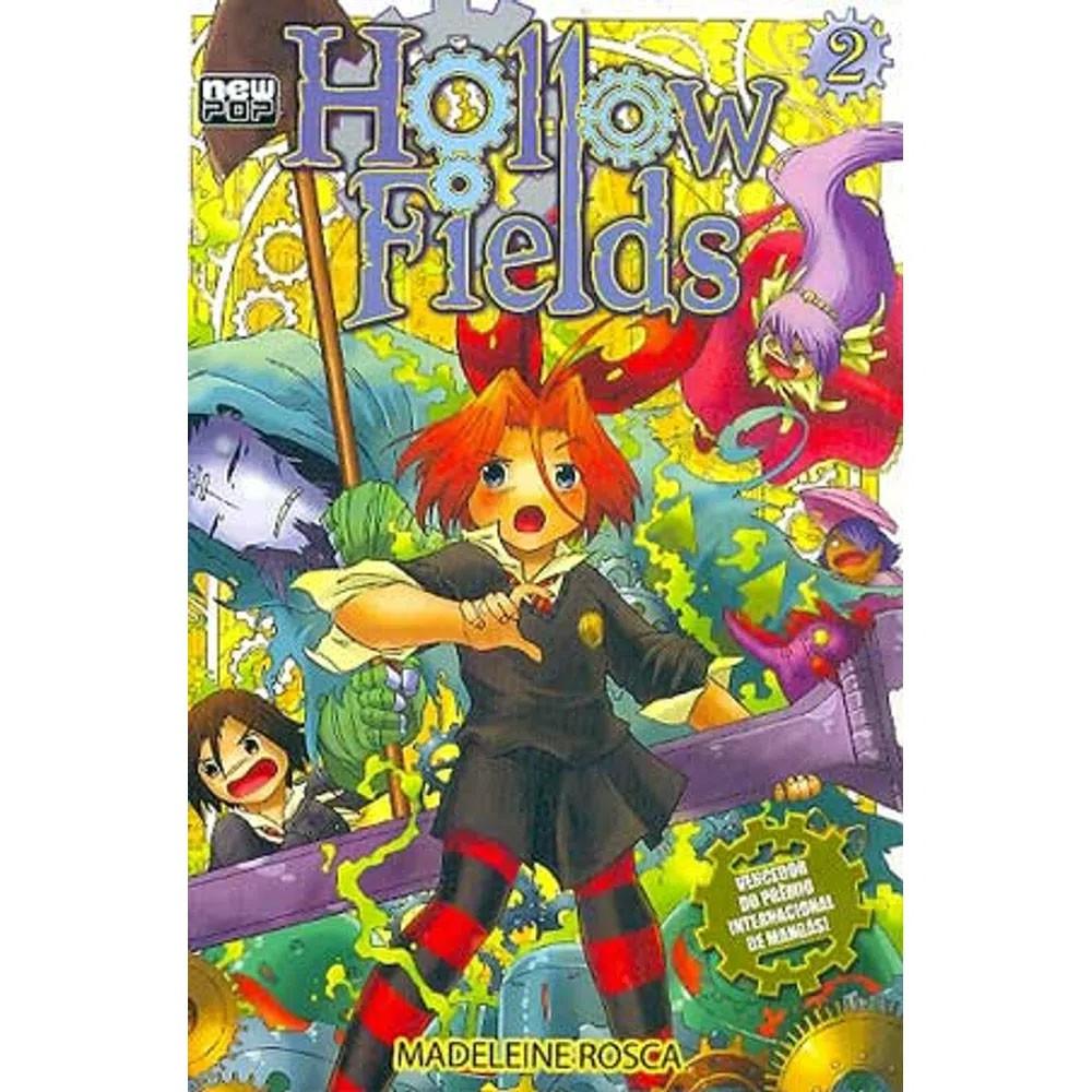 Hollow Fields - Volume 02 - Usado