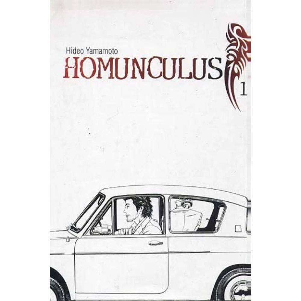 Homunculus - Volume 01 - Usado