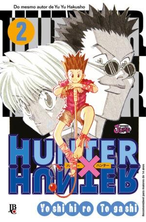 Hunter x Hunter - Volume 02