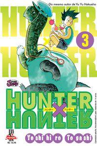 Hunter x Hunter - Volume 03 - Usado