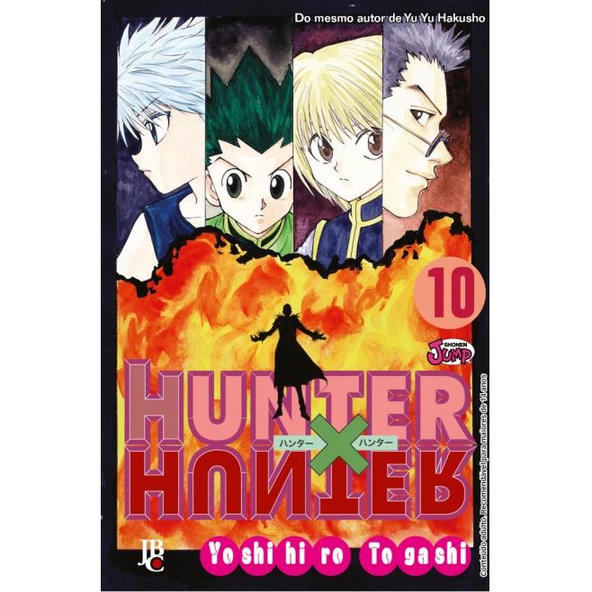 Hunter x Hunter - Volume 10
