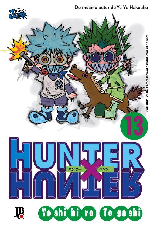 Hunter x Hunter - Volume 13
