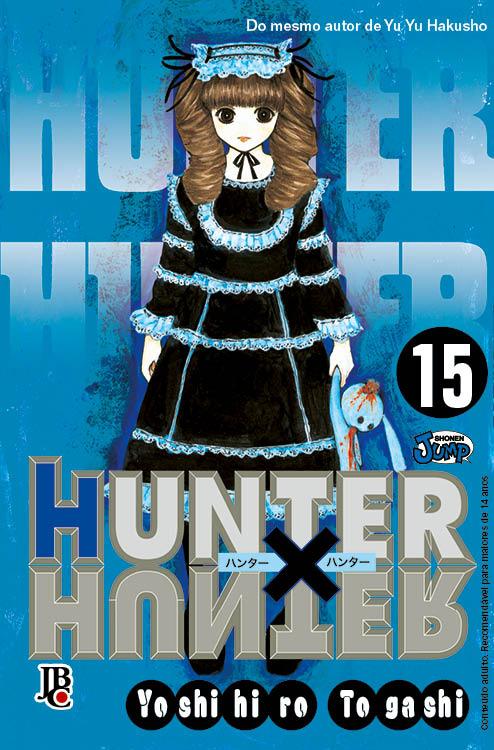 Hunter x Hunter - Volume 15