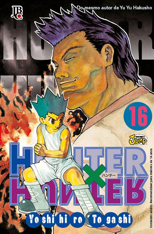 Hunter x Hunter - Volume 16