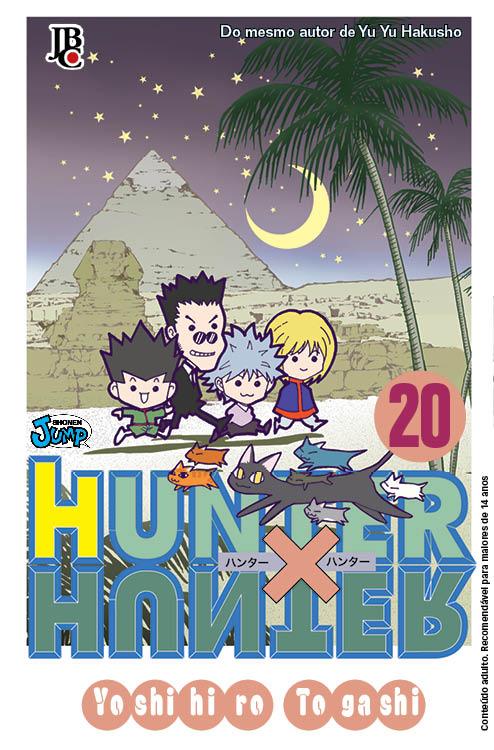 Hunter x Hunter - Volume 20
