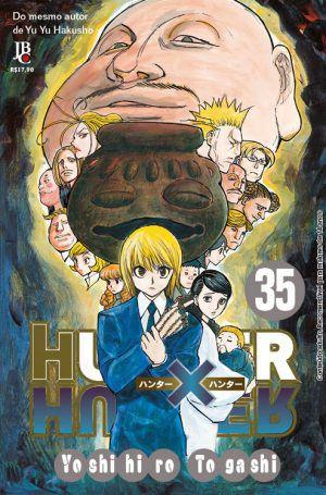 Hunter x Hunter - Volume 35