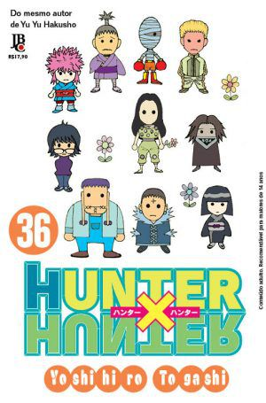 Hunter x Hunter - Volume 36