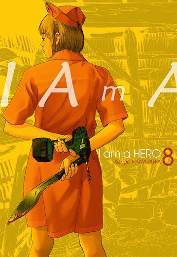 I Am A Hero - Volume 08