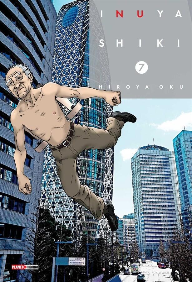 Inuyashiki - Volume 07