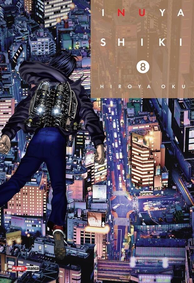 Inuyashiki - Volume 08