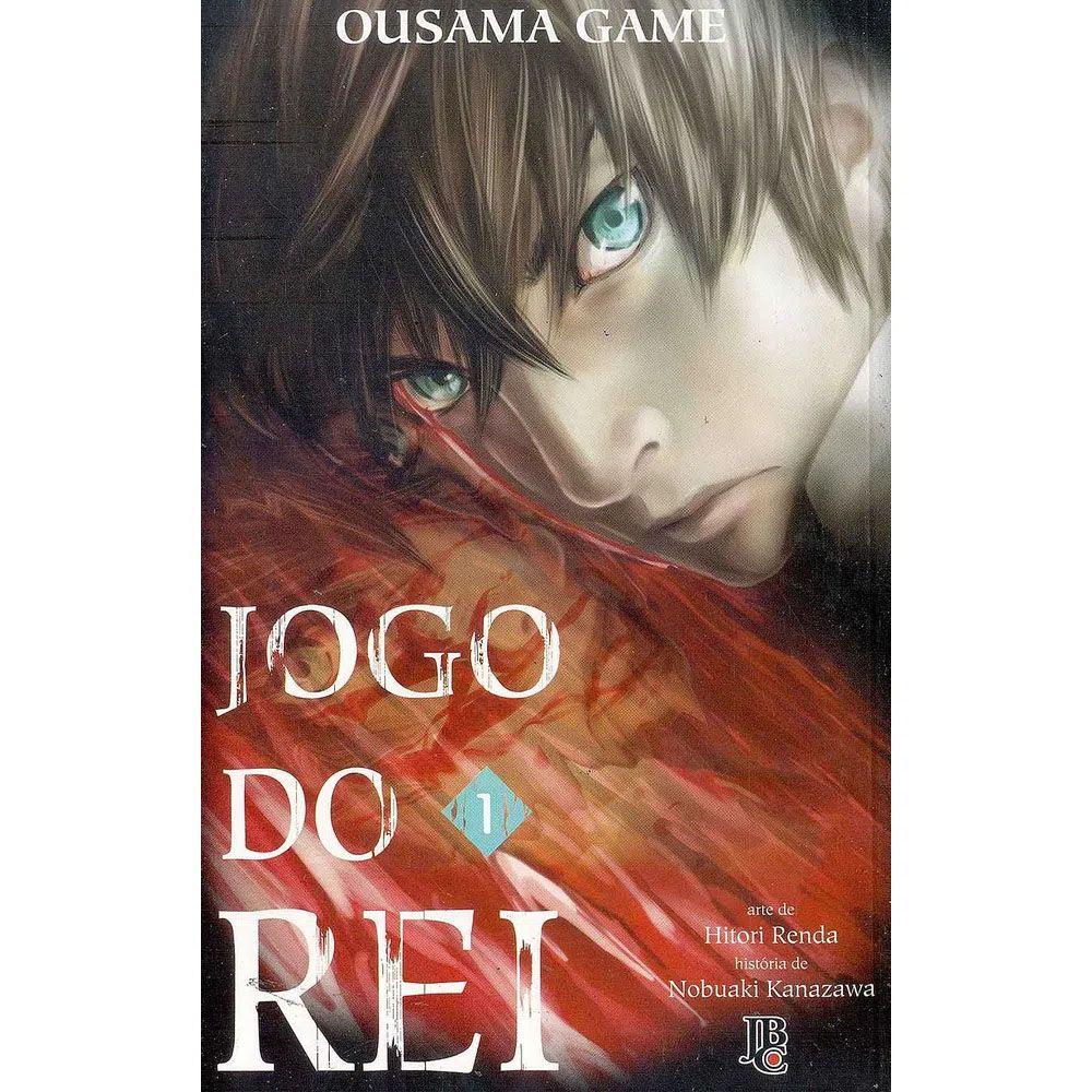 Jogo do Rei - Volume 01 - Usado