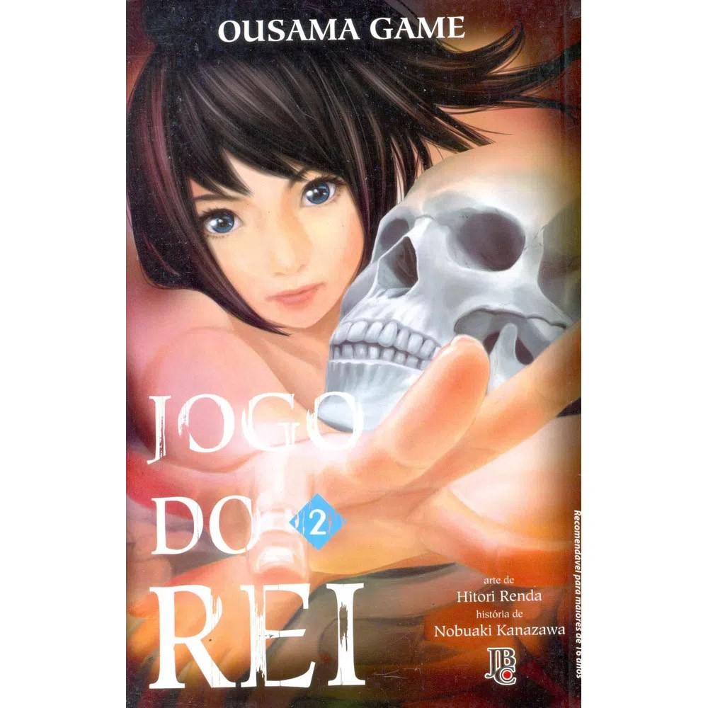 Jogo do Rei - Volume 02 - Usado