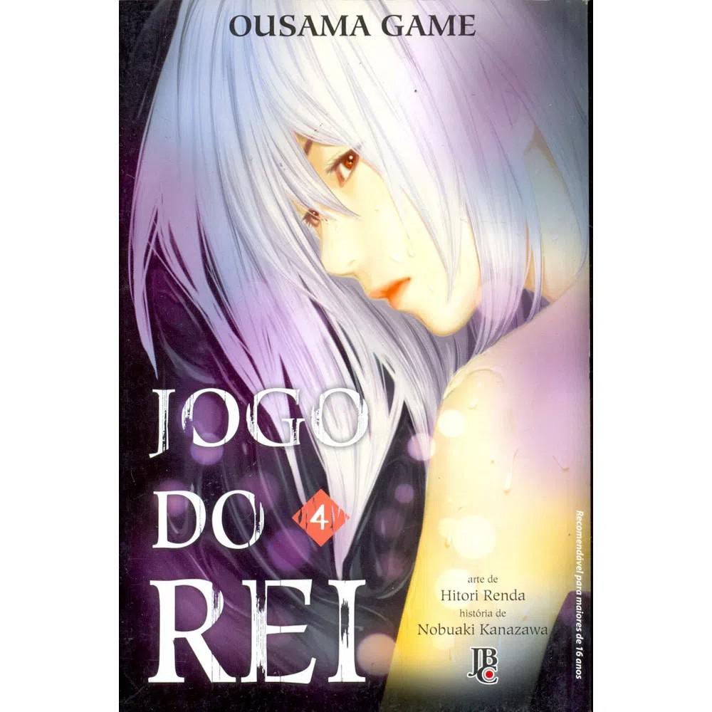 Jogo do Rei - Volume 04 - Usado