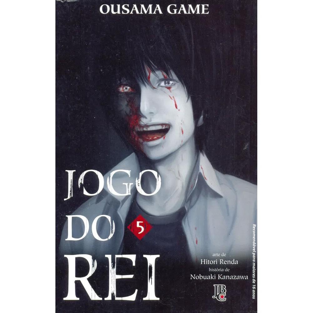 Jogo do Rei - Volume 05 - Usado