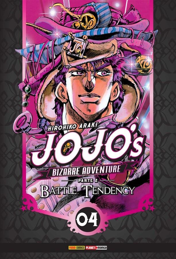 Jojo's Bizarre Adventure Battle Tendency - Volume 04