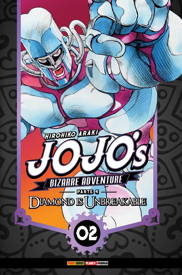 Jojo's Bizarre Adventure Diamond is Unbreakable - Volume 02