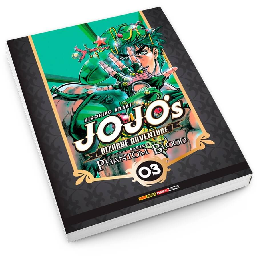 Jojo's Bizarre Adventure Phantom Blood - Volume 03