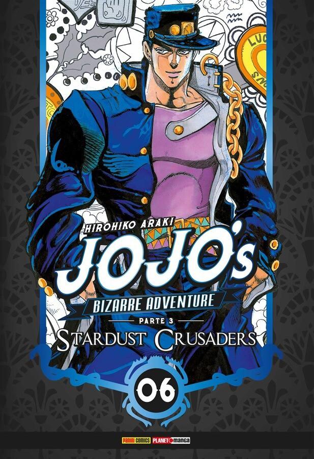 Jojo's Bizarre Adventure Stardust Crusaders - Volume 06