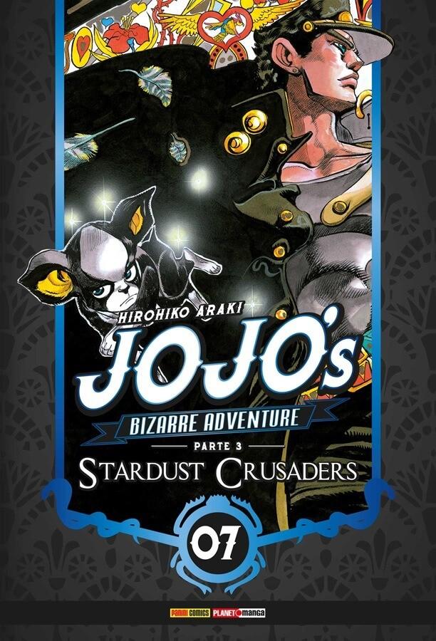 Jojo's Bizarre Adventure Stardust Crusaders - Volume 07