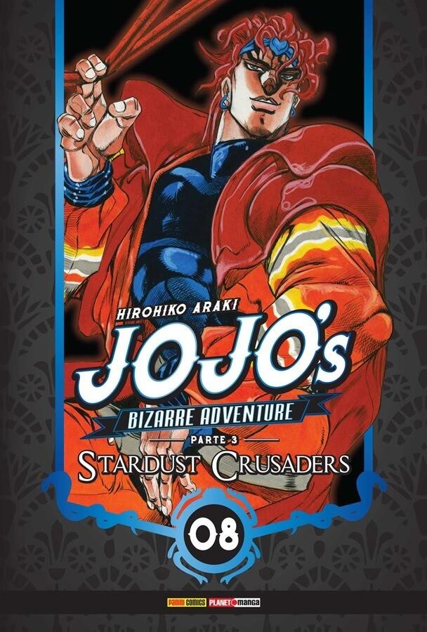 Jojo's Bizarre Adventure Stardust Crusaders - Volume 08