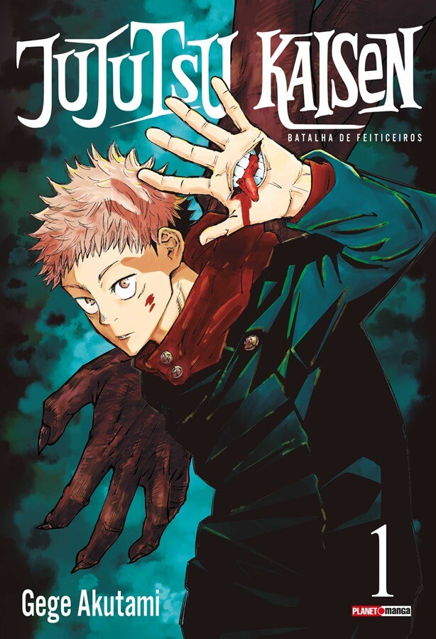 Jujutsu Kaisen Batalha de Feiticeiros - Volume 01