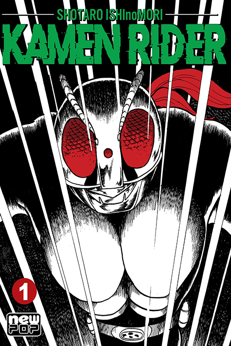 Kamen Rider - Volume 01