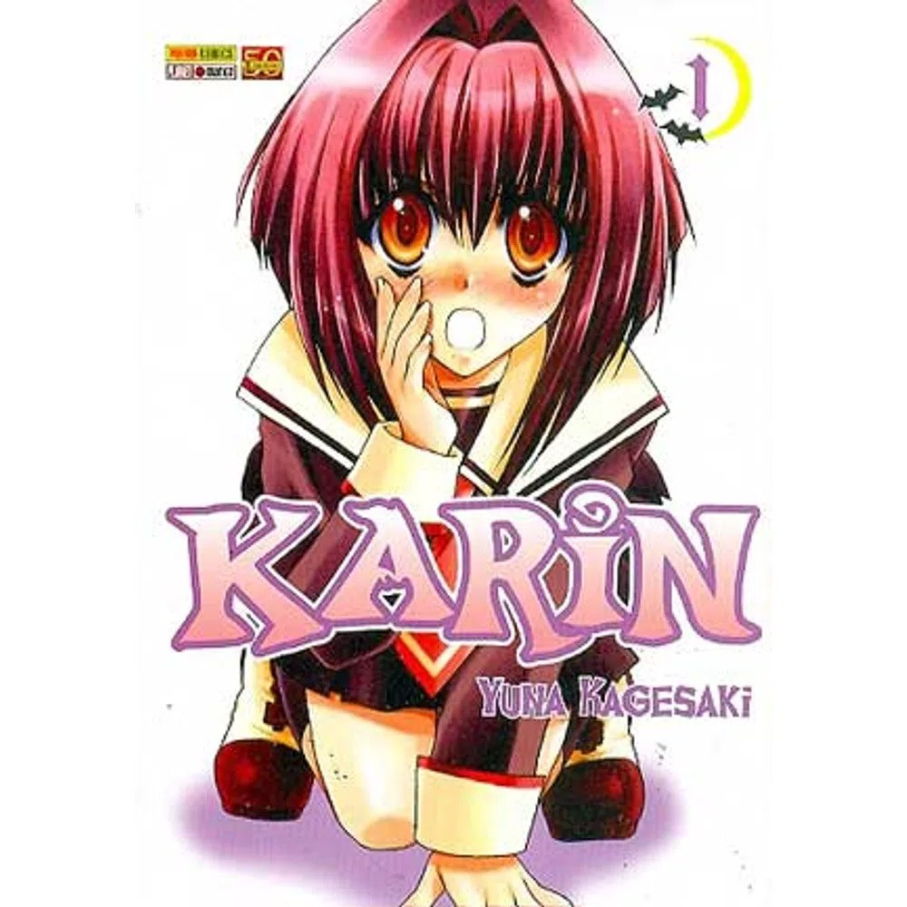 Karin - Volume 01 - Usado