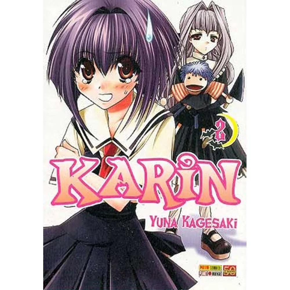 Karin - Volume 02 - Usado