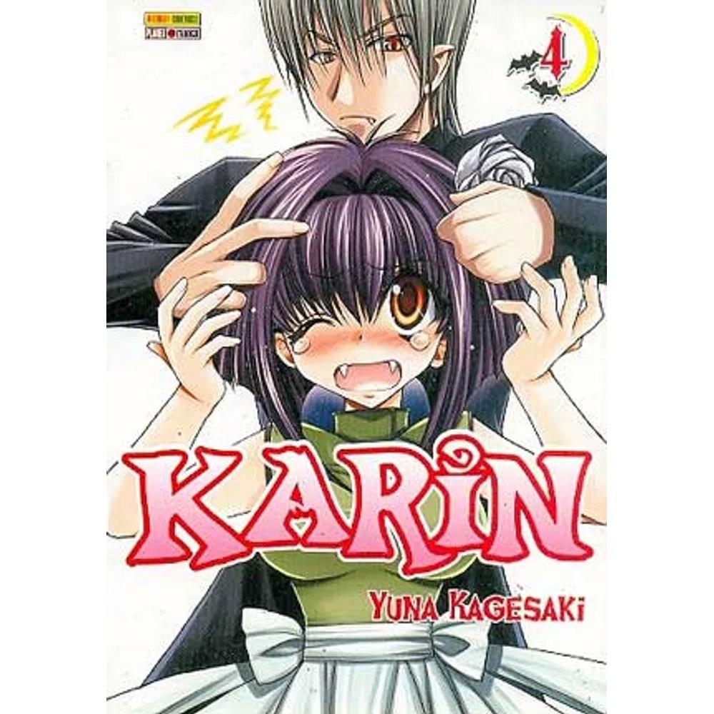 Karin - Volume 04 - Usado